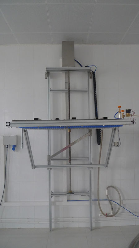 IEC60529 IPX1 IPX2 Tester Ingress Protection Testing With Water Filtration Unit